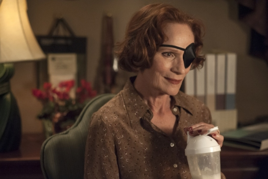 Wendy Robie in a still from Twin Peaks. Photo: Suzanne Tenner/SHOWTIME