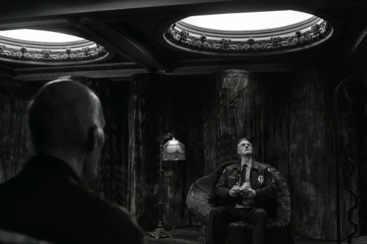 Harry Goaz in a still from Twin Peaks. Photo: Courtesy of SHOWTIME