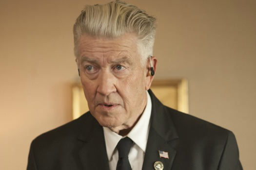 David Lynch in a still from Twin Peaks. Photo: Suzanne Tenner/SHOWTIME