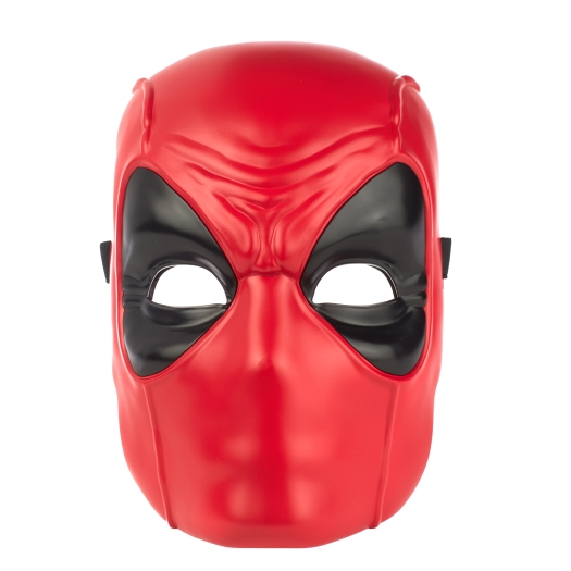 MARVEL DEADPOOL FACE HIDER MASK