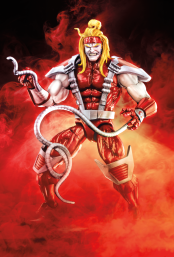 MARVEL DEADPOOL LEGENDS SERIES 6-INCH Figure Assortment (Omega Red) - Wave 2