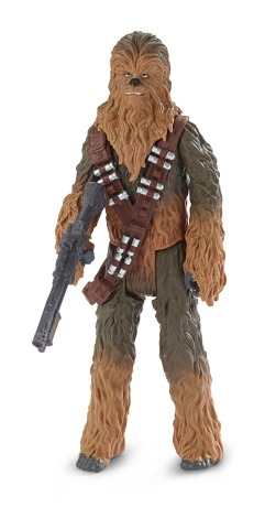 2 STAR WARS 3.75-INCH FIGURE Assortment (Chewbacca)