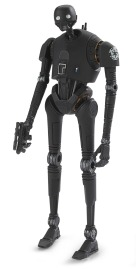 3 STAR WARS 3.75-INCH FIGURE Assortment (K-2SO)