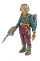 5 STAR WARS 3.75-INCH FIGURE Assortment (Maz Kanata)