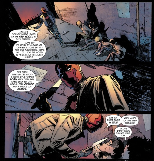 6 BatmanPreludeToTheWeddingRedHoodVsAnnarky