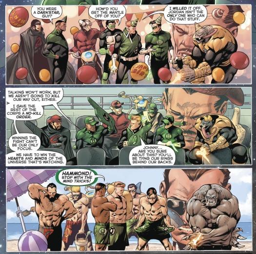 10 Hal Jordan