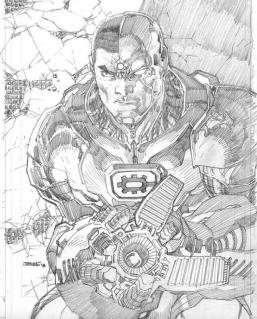 Cyborg JL5