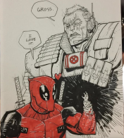 Deadpool Cable