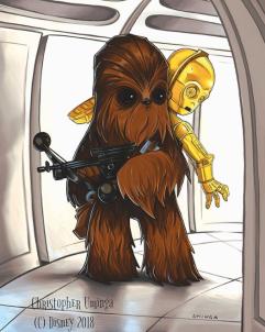Chewie 3PO