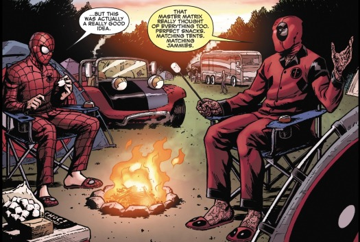 1 SpiderMan Deadpool 41
