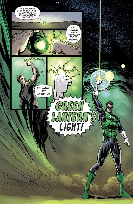 1 The Green Lantern 1