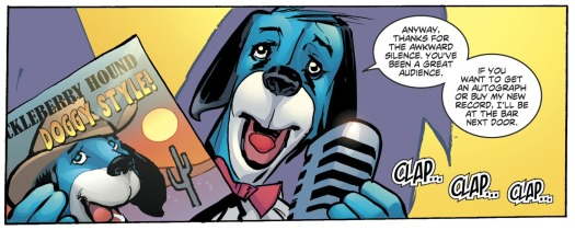 5 GL Huckleberry Hound