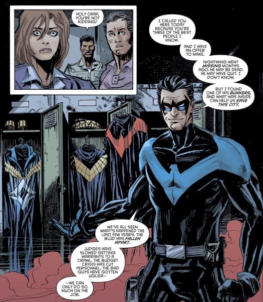 5 Nightwing 52