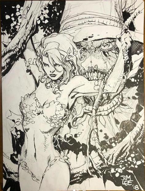 Ivy Scarecrow